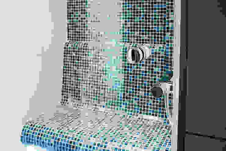 Çilek Spa Design  – Ekber Ekşi Buhar Odası Yapımı:  tarz Hamam,