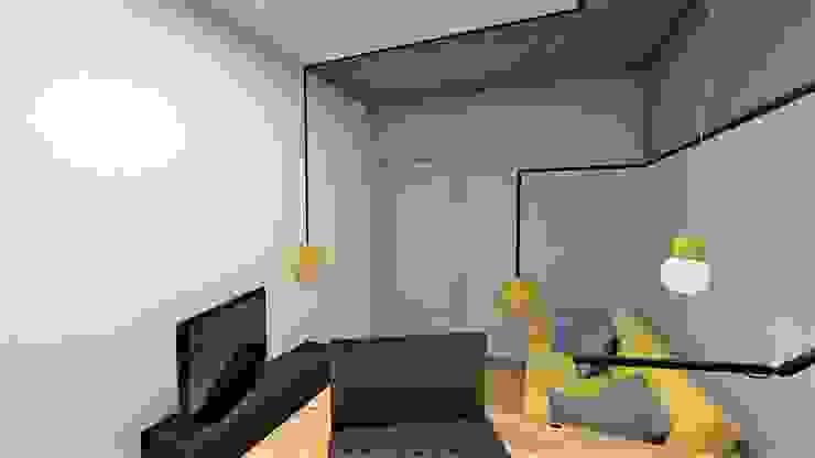 Katarzyna Wnęk Modern study/office