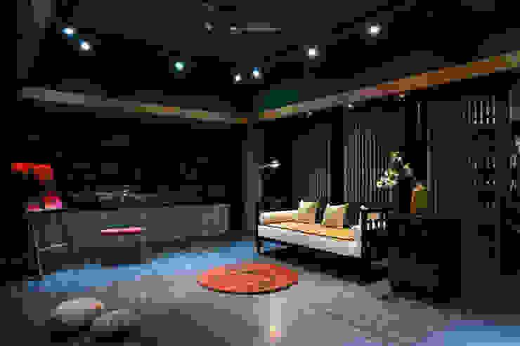 大洽談區 根據 敘述室內裝修設計有限公司 日式風、東方風