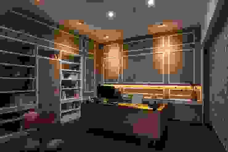辦公室 根據 敘述室內裝修設計有限公司 日式風、東方風