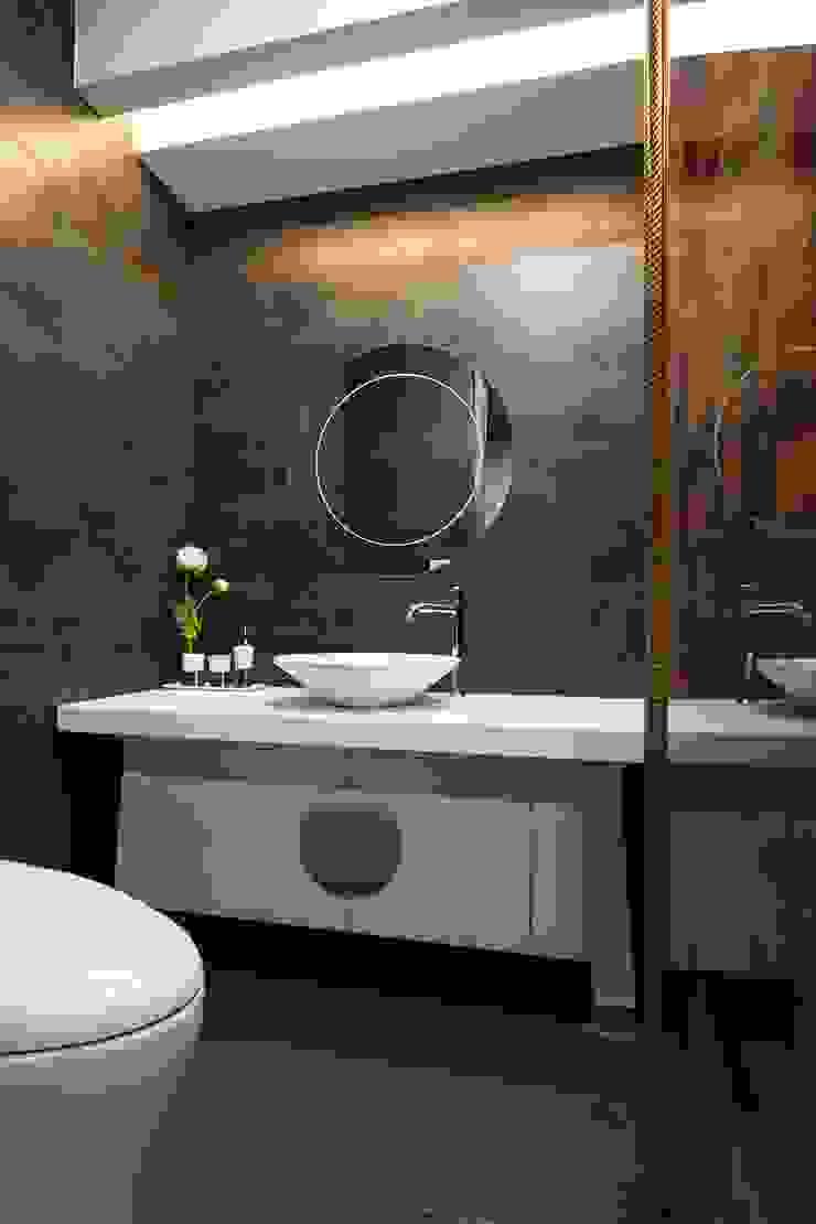 客廁 根據 敘述室內裝修設計有限公司 日式風、東方風