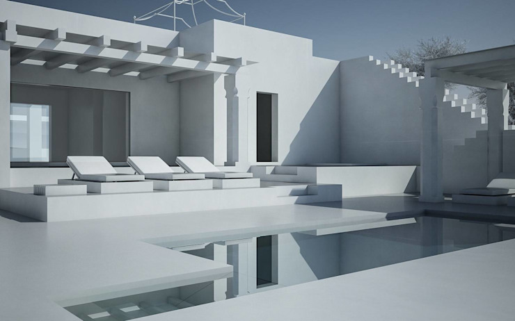 architetto stefano ghiretti: modern tarz , Modern