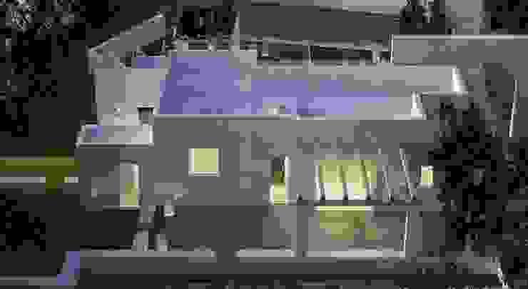 Ristrutturazione a Ugento (LE) architetto stefano ghiretti Casa unifamiliare Bianco