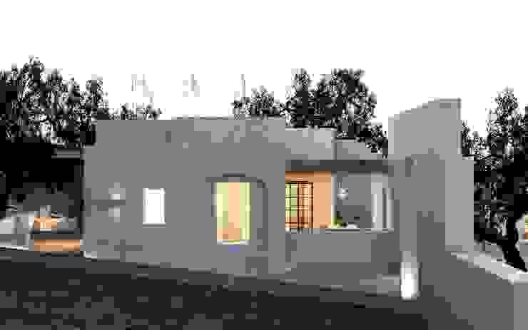 Casas modernas de architetto stefano ghiretti Moderno