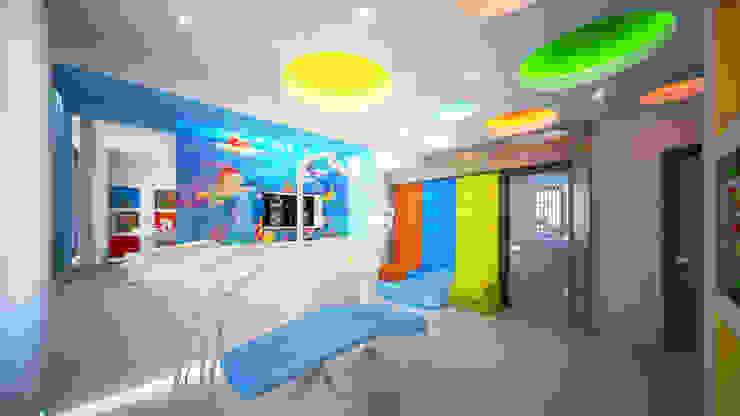 DİŞ HEKİMİ / PEDODONTİ KLİNİĞİ Modern Hastaneler Meteor Mimarlık & Tasarım Modern