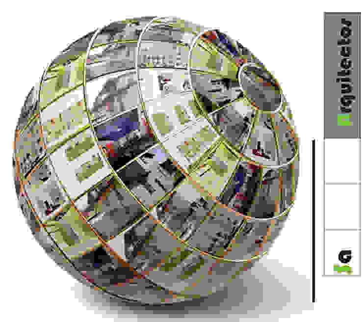 Nuestra Pasión a tu Servicio! de SaArquitectos Moderno