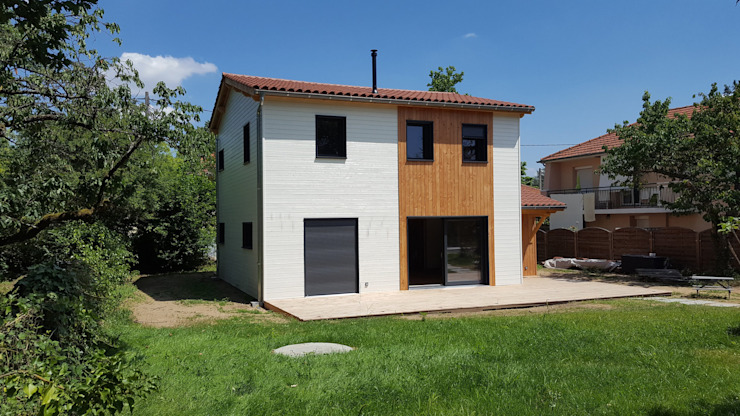 Empreinte Constructions bois บ้านเดี่ยว