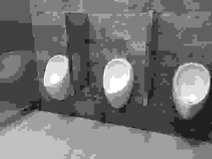 Orinal Ecológico No Consume Agua Baños de estilo minimalista de End International Minimalista Cerámico