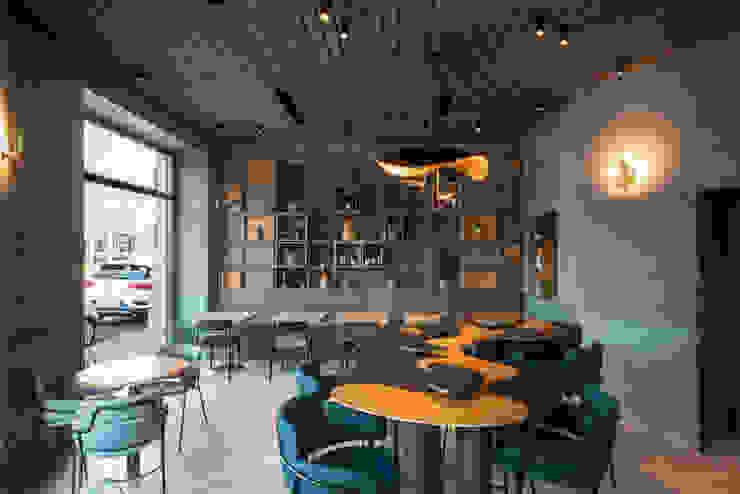 Moderne Gastronomie von Grippo + Murzi Architetti Modern