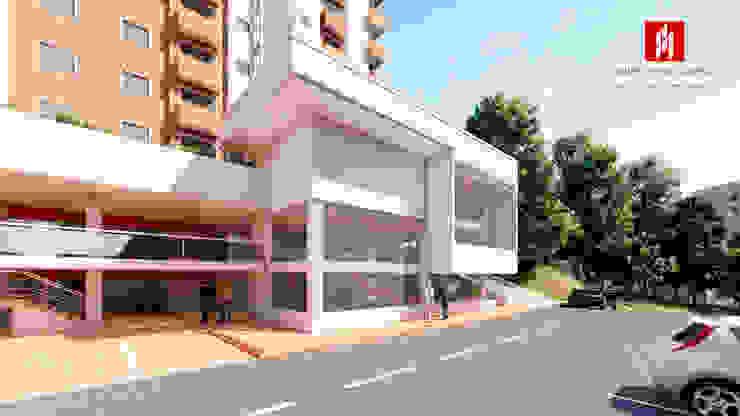 Diseño e interventoria Edificio de Oficinas Constructora Enriquez Asociados SAS. – Año 2016 EHG arquitectura y construcción
