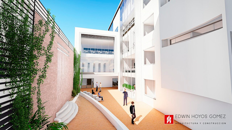 Nuevo IDSN – Año 2016 a 2017. de EHG arquitectura y construcción