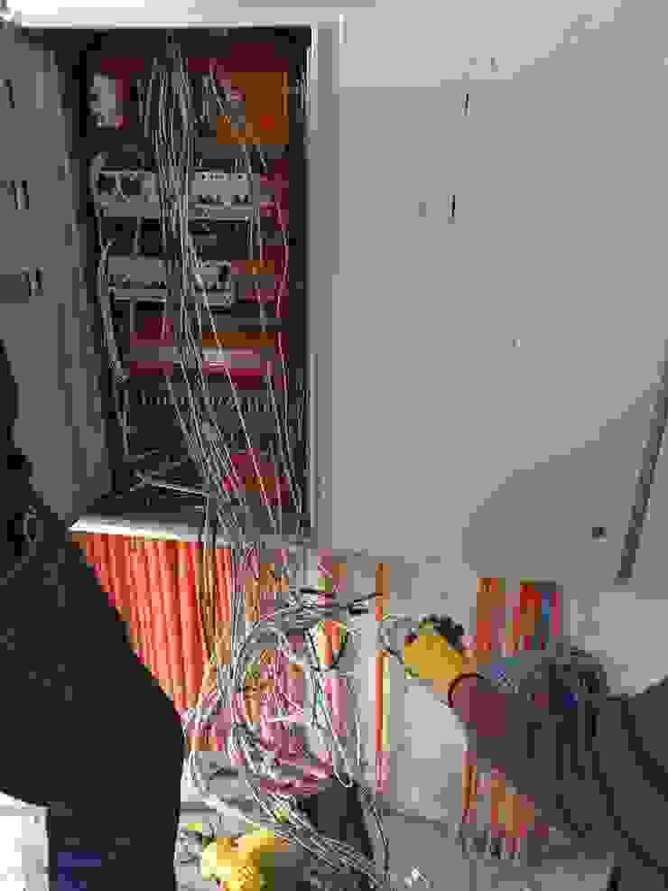 Control de Iluminación de IDx Redes Limitada Moderno