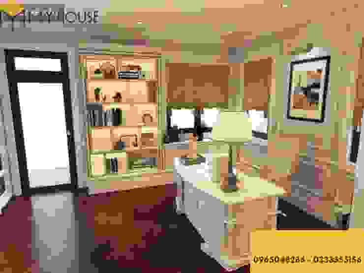 Mẫu thiết kế nội thất đẹp 2019 – Nội Thất My House: chiết trung  by Nguyễn Xuân Sơn, Chiết trung
