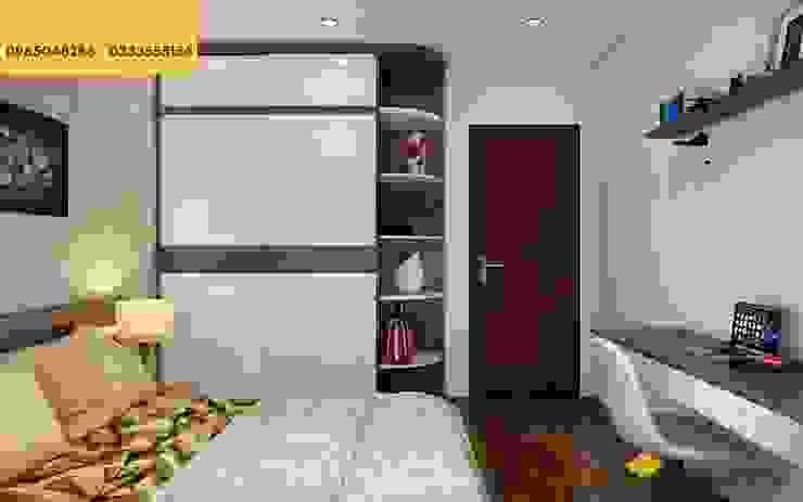 Mẫu thiết kế nội thất đẹp 2019 – Nội Thất My House: Quốc gia  by Nguyễn Xuân Sơn, Đồng quê