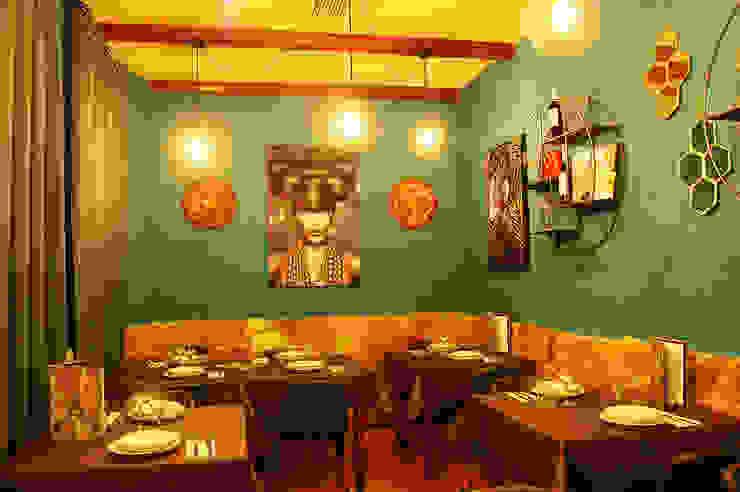 Modern gastronomy by FrAncisco SilvÁn - Arquitectura de Interior Modern