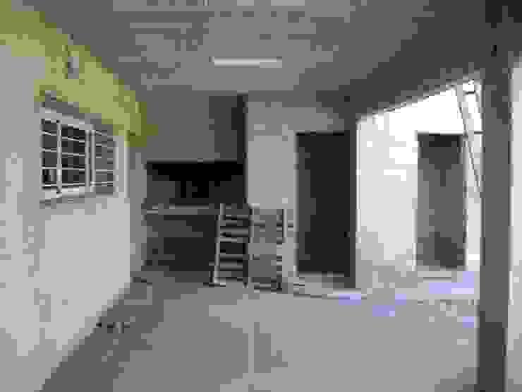 Fabiana Ordoqui Arquitectura y Diseño. Rosario | Funes |Roldán 獨棟房 磚塊