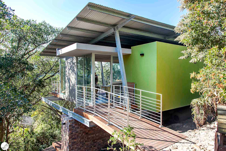 House Whitfield Modern houses by DMV ARCHITECTURE Modern