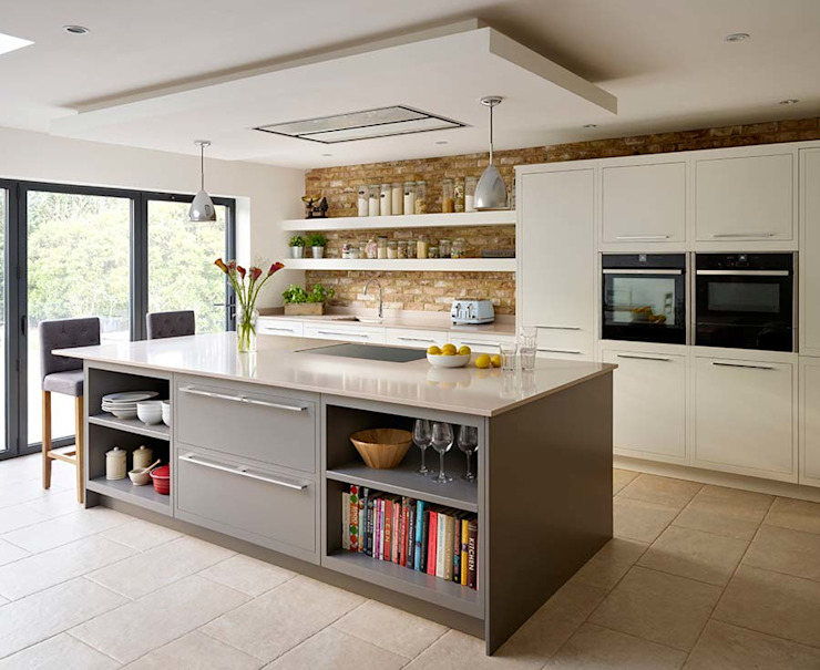 My Kitchen Modern kitchen by Nuno Pegado - Homify Modern