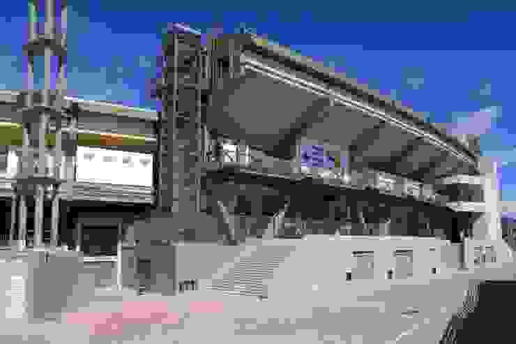 Remodelacion Estadio Nemesio Camacho El Campin de End International Moderno Cerámico