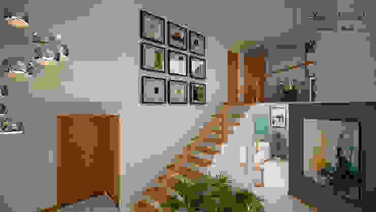 de Citlali Villarreal Interiorismo & Diseño Moderno
