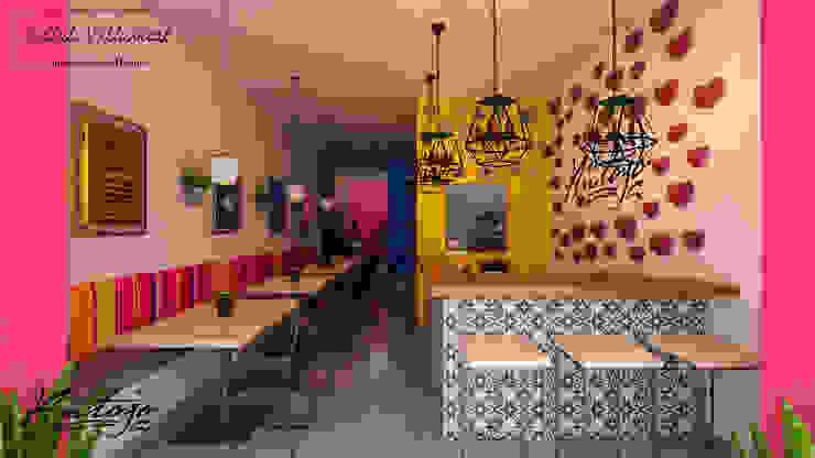 Gastronomie coloniale par Citlali Villarreal Interiorismo & Diseño Colonial