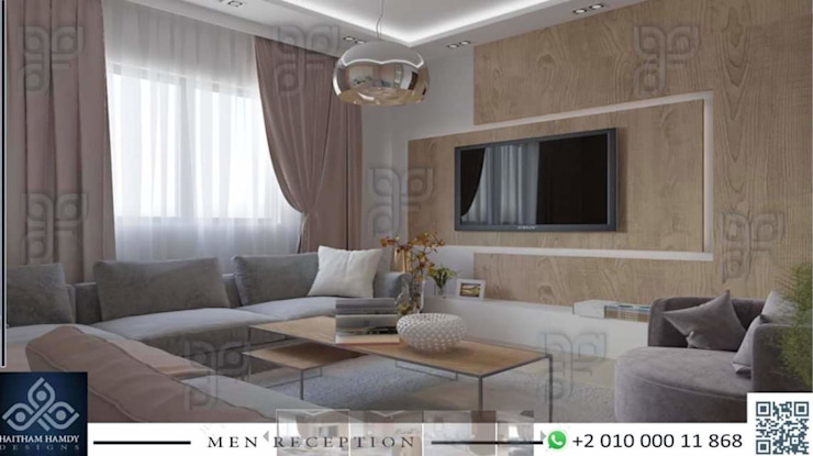 جدة من UTOPIA DESIGNS AND CONSTRUCTION حداثي