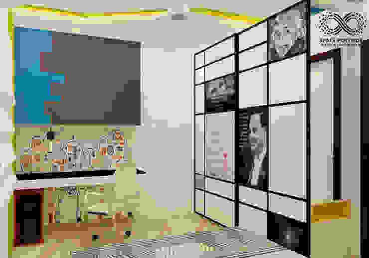 Son Bedroom: modern  by Space Polygon,Modern