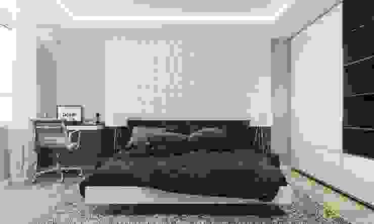 nội thất căn hộ hiện đại CEEB Chambre moderne