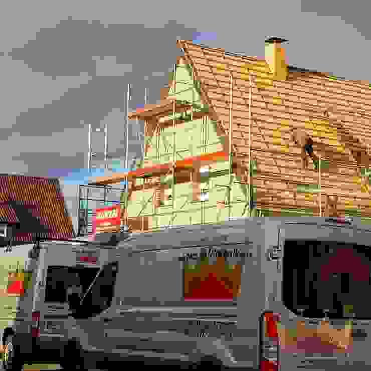 Dachsanierung in Melle von Dachdeckermeisterbetrieb Dirk Lange | Büro Herford Modern