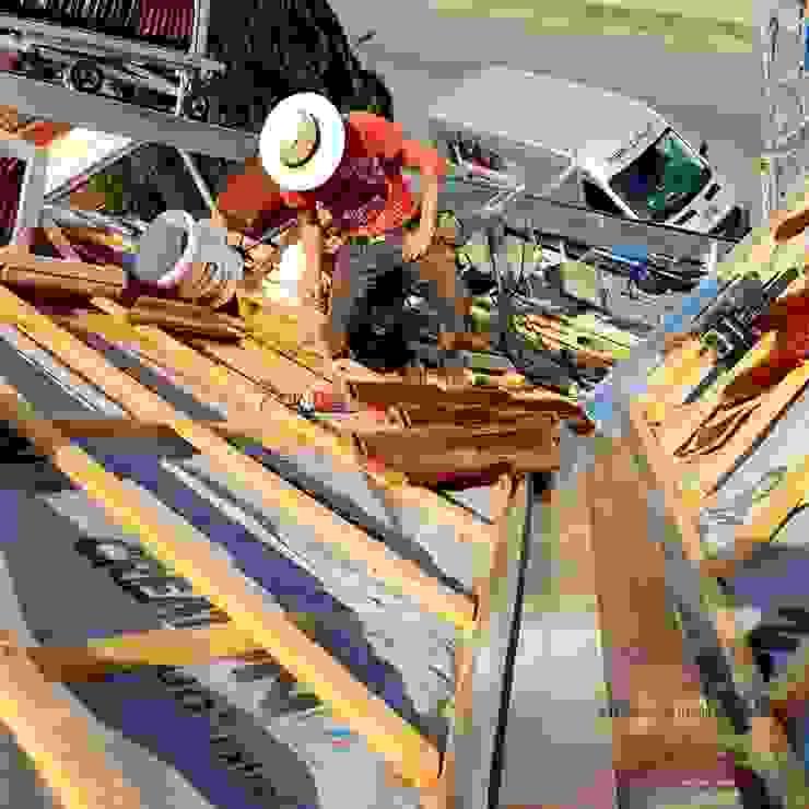 Dachsanierung in Bünde von Dachdeckermeisterbetrieb Dirk Lange | Büro Herford Modern