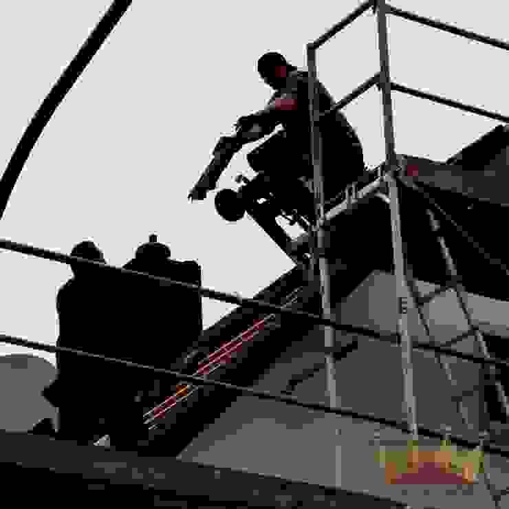Dachsanierung in Herford von Dachdeckermeisterbetrieb Dirk Lange | Büro Herford Klassisch