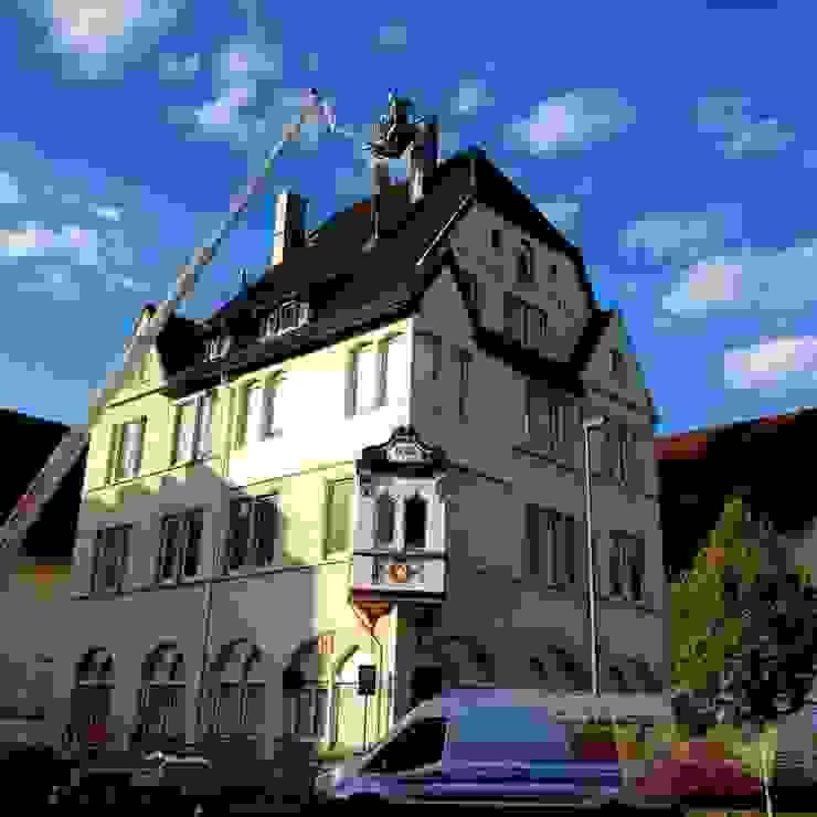 Asbestsanierung in Bielefeld von Dachdeckermeisterbetrieb Dirk Lange | Büro Herford Klassisch