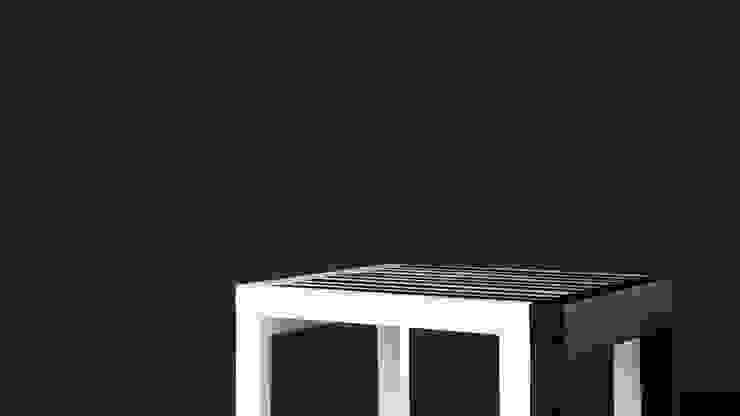 ม้านั่งค้านต์ (Kant): ทันสมัย  โดย THUS FURNITURE, โมเดิร์น ไม้จริง Multicolored
