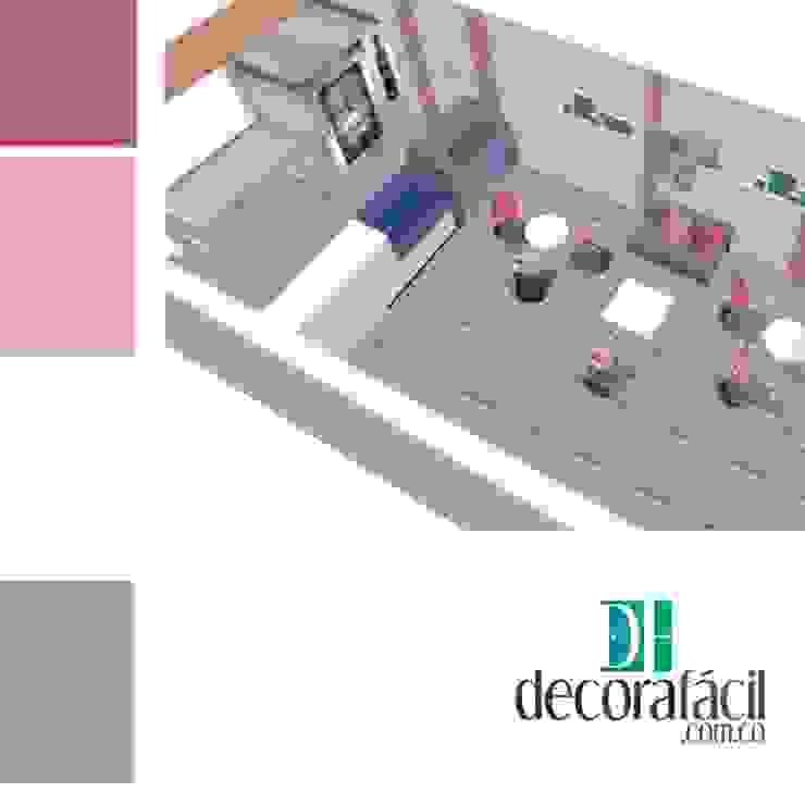Paleta de color de DECORAFACIL Moderno