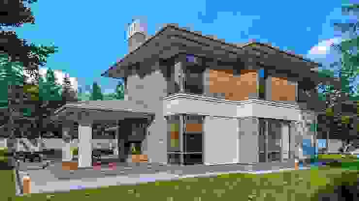 Современный дом от Арх·и·Проект Классический