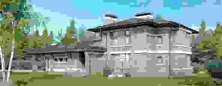 by Арх·и·Проект Classic Bricks