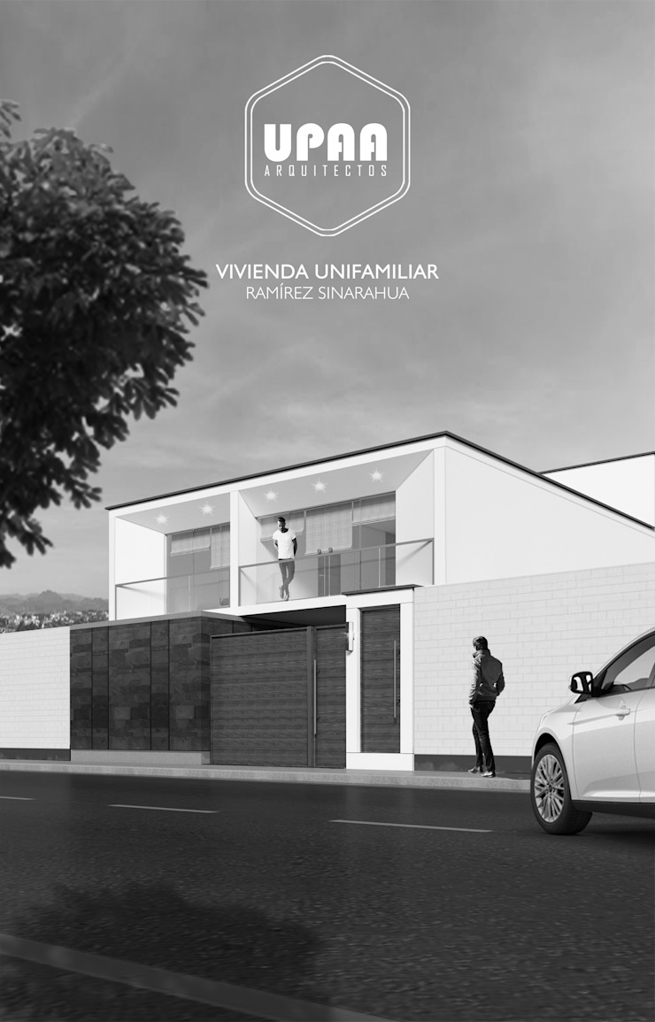 by UPAA ARQUITECTOS Modern
