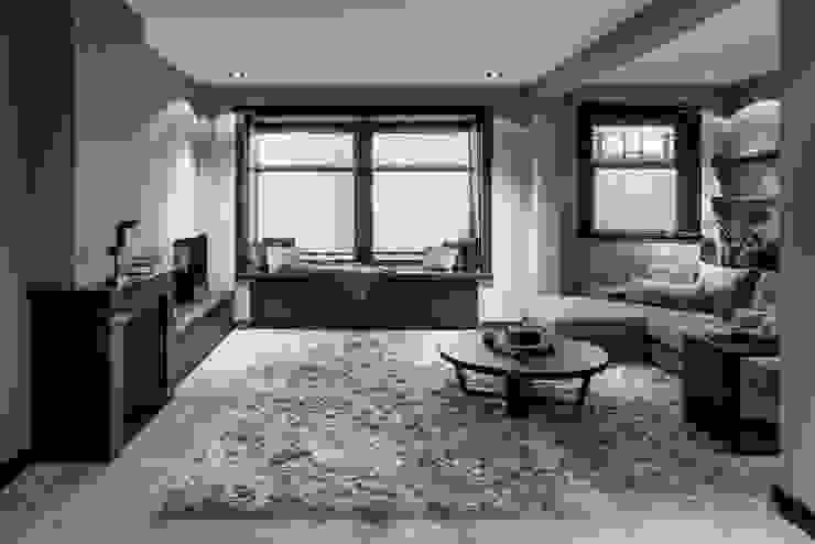 Rozenburglaan Moderne woonkamers van Studio Mariska Jagt Modern