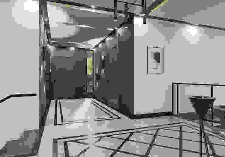 Koridor Modern Koridor, Hol & Merdivenler ANTE MİMARLIK Modern