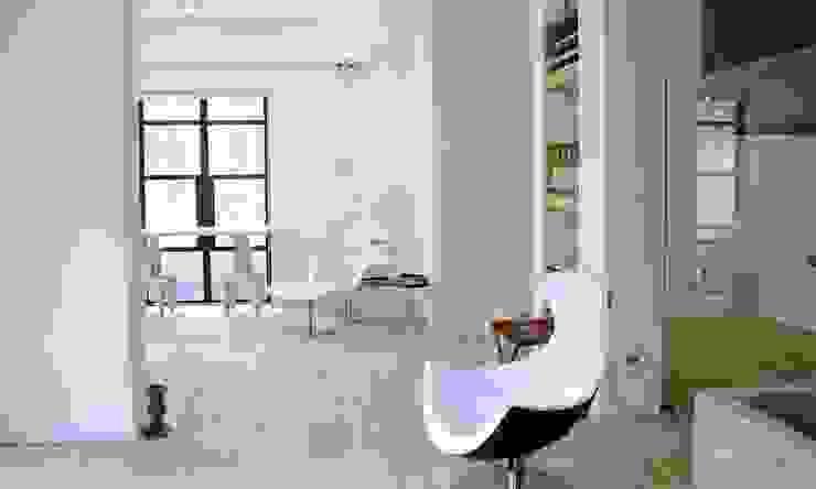 thiết kế nội thất biệt thự nghỉ dưỡng dalat: hiện đại  by thiết kế khách sạn hiện đại CEEB, Hiện đại