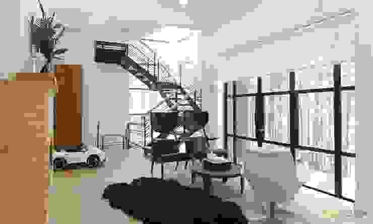 thiết kế biệt thự nghỉ dưỡng dalat Phòng trẻ em phong cách hiện đại bởi thiết kế khách sạn hiện đại CEEB Hiện đại