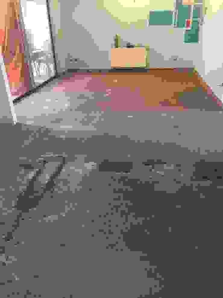 Micro cemento de MMAD studio - arquitectura interiorismo & mobiliario - Moderno