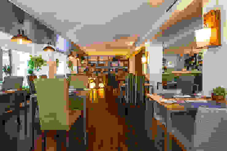 Antes: sala comedor restaurante de NSG interior Design & Projects, reformas y decoración en Mallorca