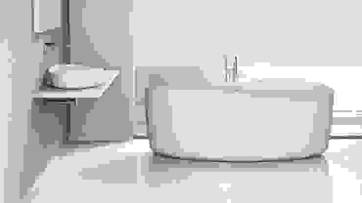 Solidharmony - Bathtub and Washbasin Design Series: modern  von Markus Kurkowski Industrie Design,Modern