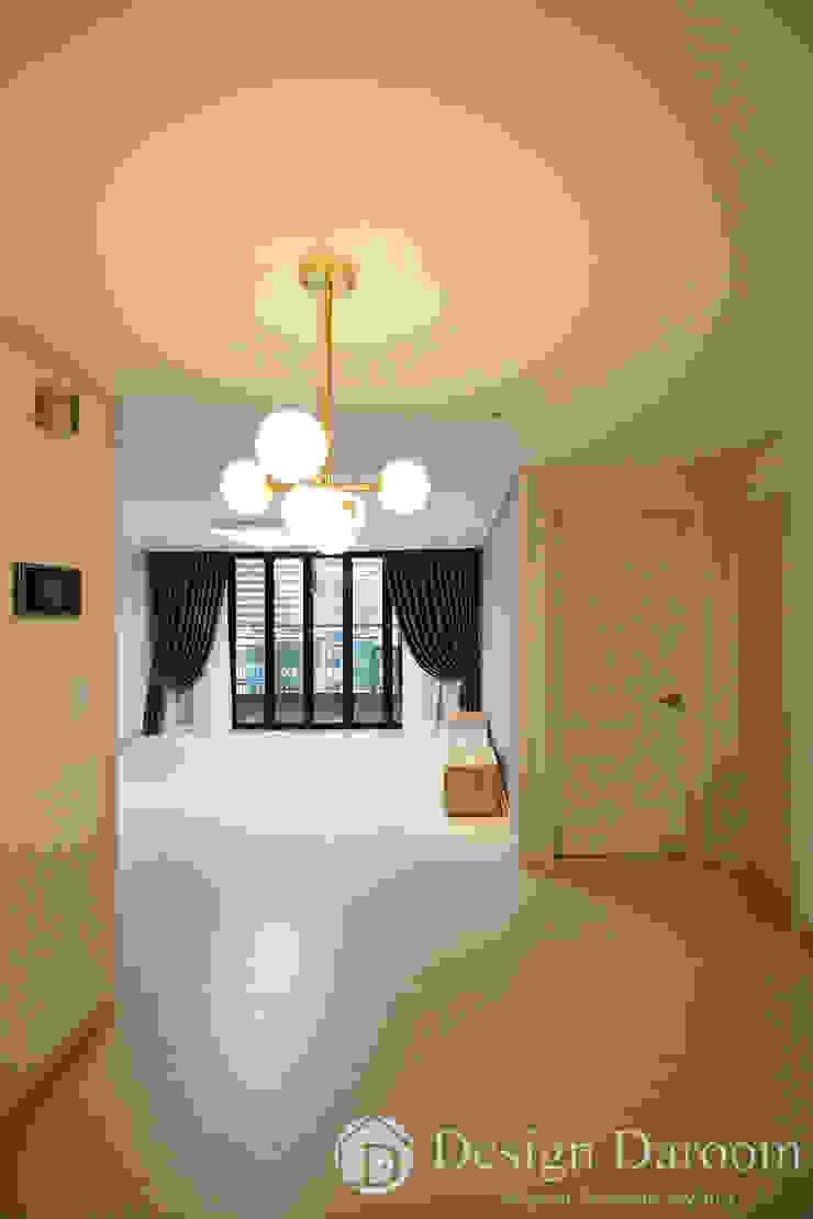 인창동 래미안 33py 주방 모던스타일 주방 by Design Daroom 디자인다룸 모던