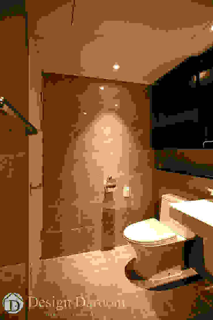 인창동 래미안 33py 거실 욕실 모던스타일 욕실 by Design Daroom 디자인다룸 모던