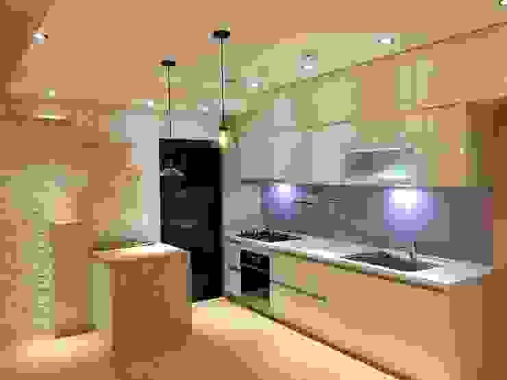 魔法大空間 省錢裝潢術 捷士空間設計(省錢裝潢) 廚房