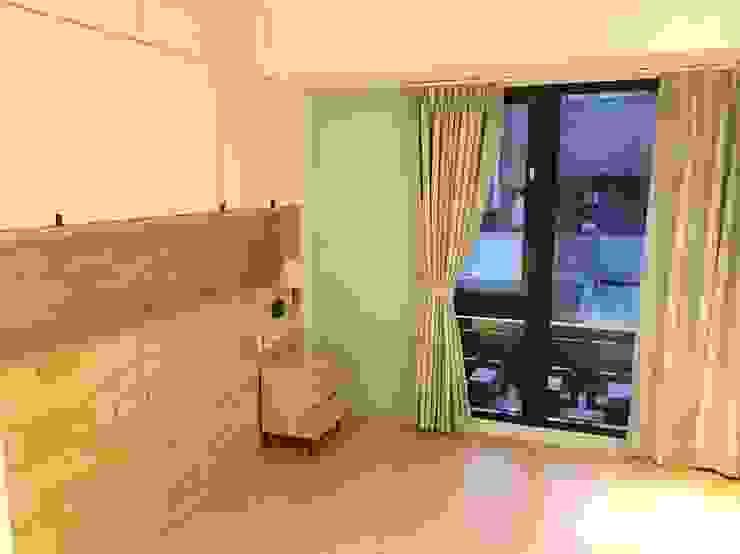 魔法大空間 省錢裝潢術 捷士空間設計(省錢裝潢) 臥室