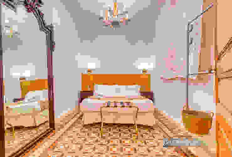 Śródziemnomorska sypialnia od Carlos Sánchez Pereyra | Artitecture Photo | Fotógrafo Śródziemnomorski