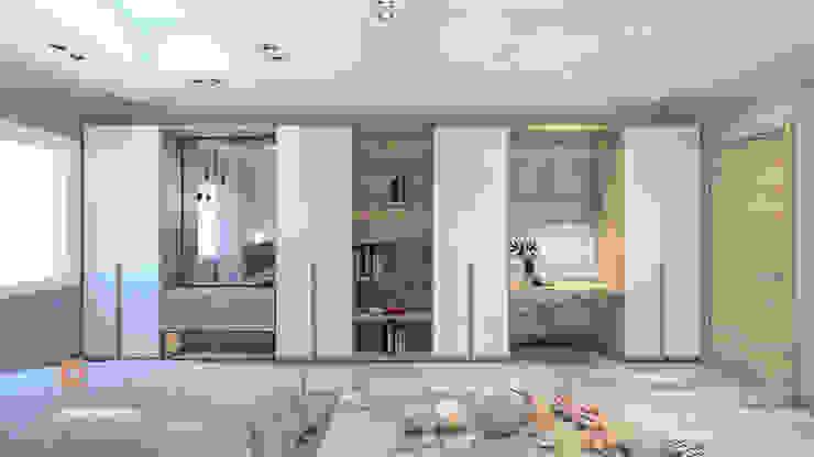 Girls Bed Room توسط ICONIC DESIGN STUDIO مدرن